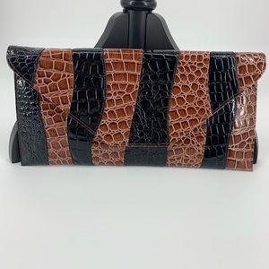 Sasha Handbags of New York Clutch NWT